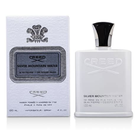 Parfum Creed Silver Mountain Water creed creed silver mountain water fragrance spray fresh