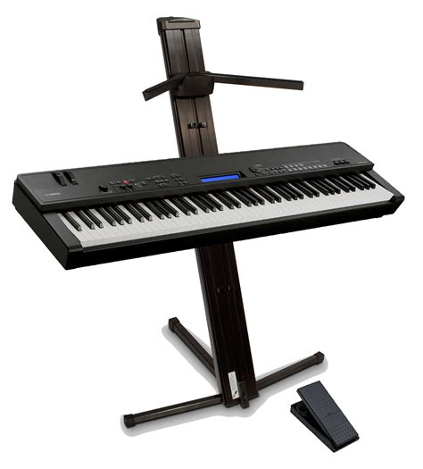 Keyboard Yamaha Cp40 Yamaha Cp40 Stage Piano And Ultimate Ax48 Stand