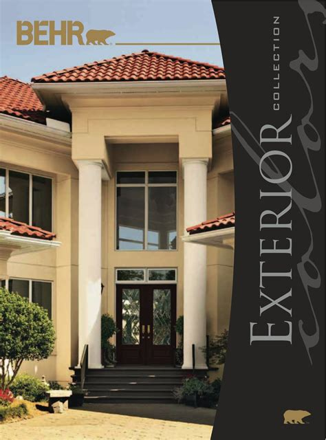 behr exterior paints home depot behr exterior paint colors home painting ideas