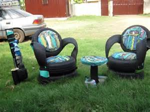 Car Tires Decoration 100 Diy Furniture From Car Tires Tire Recycling
