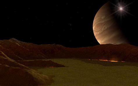 Landscape Jupiter Spencer S Astronomical Visualizations