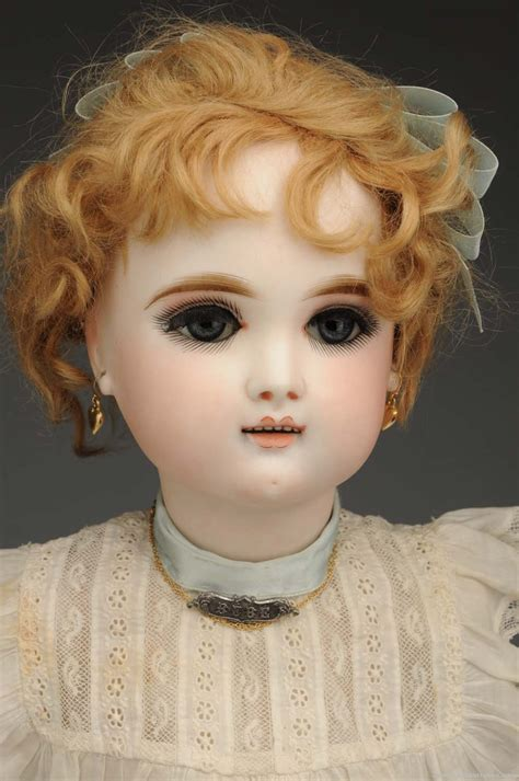 bisque doll bisque bebe doll 18 000 morphy auctions the
