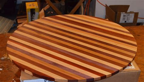 hand crafted butcher block table top  wine barrel  darbynwoods fine woodworking
