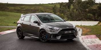 Ford Focus 2016 Rs 2016 Ford Focus Rs Review Caradvice