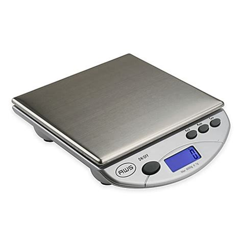 bed bath and beyond kitchen scale american weigh scales digital kitchen postal scale bed