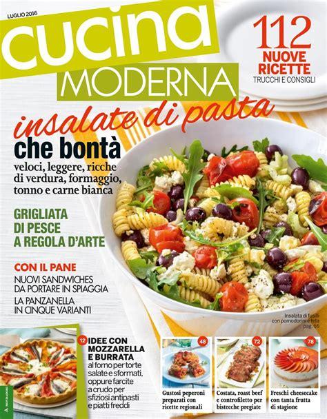cucina moderna magazine cucina moderna n 7 luglio 2016 ma riviste cucina