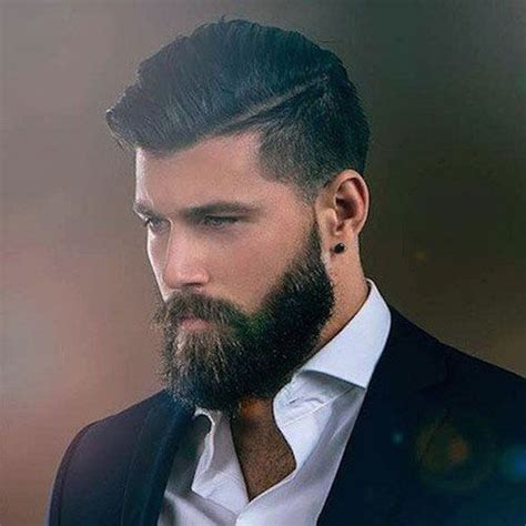 Hair Styles Compliment Beards | 33 best beard styles for men 2018 beard styles haircuts