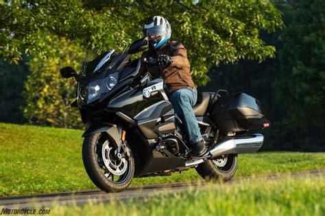 2018 bmw k1600b review ride motorcycle