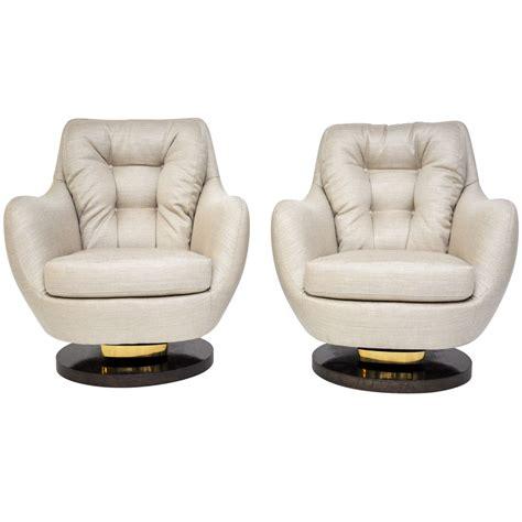 milo baughman swivel lounge chair milo baughman rock swivel lounge chairs