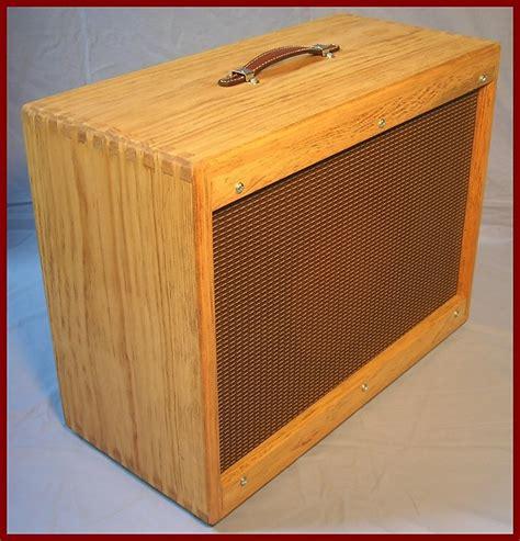 Handmade Usa - carl s custom guitars handmade usa dovetailed pine 1x12