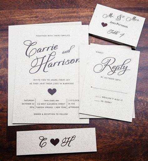 inexpensive wedding invitations best 25 inexpensive wedding invitations ideas on cheap wedding invitations wedding