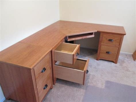 Corner Desk Cabinet Cherry Corner Desk With File Cabinet Desk Design Cozy And Useful Corner Desk With Drawers