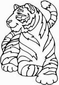 tiger printable free coloring pages art coloring pages