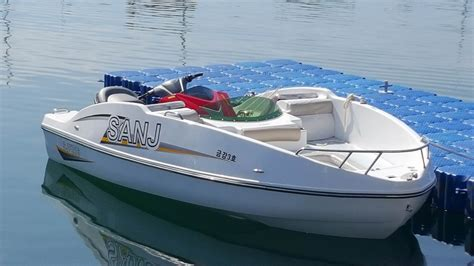 mini jet boat kawasaki sanj 16ft combined passenger boat powered by 2 seats big