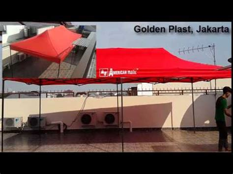 Tenda Lipat 3x6 Tenda 3x6