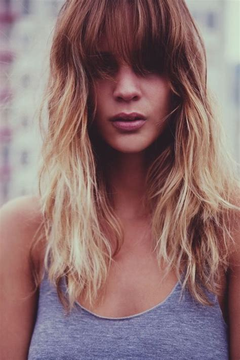 images of ombre hairstyles with fringes 424 best images about ombre hair on pinterest her hair