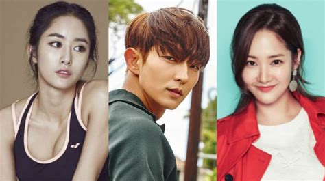 lee seung gi and park min young quot my ear s candy quot addresses lee joon gi and park min young
