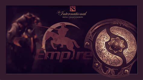 empire dota 2 wallpaper team empire empire dota 2 the international wallpapers