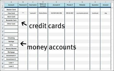 Buy Gift Card With Bank Account - how to create an excel spreadsheet for credit cards debt payoff spreadsheet snowball