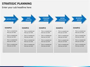 Strategic Planning Templates by Strategic Planning Powerpoint Template Sketchbubble