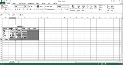 Excel Spreadsheet Test by Excel Spreadsheet Test For Laobingkaisuo