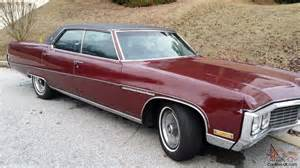 1970 Buick Electra 225 Specs 1970 Buick Electra 225 455 Engine