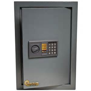 Small Gun Safe Home Depot Small Combination Wall Floor Safes Safes The