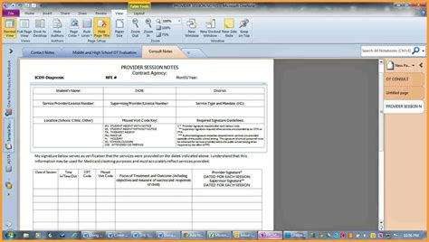 onenote project management templates project management templates for onenote exle of