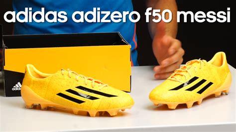 imagenes de tenis adidas adizero f50 review botas adidas adizero f50 solar gold messi youtube
