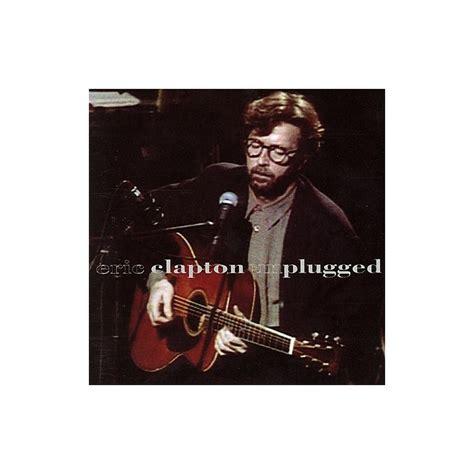 Eric Clapton Unplugged Vinyl Record - clapton eric unplugged 1992 reprise records 9362 45024