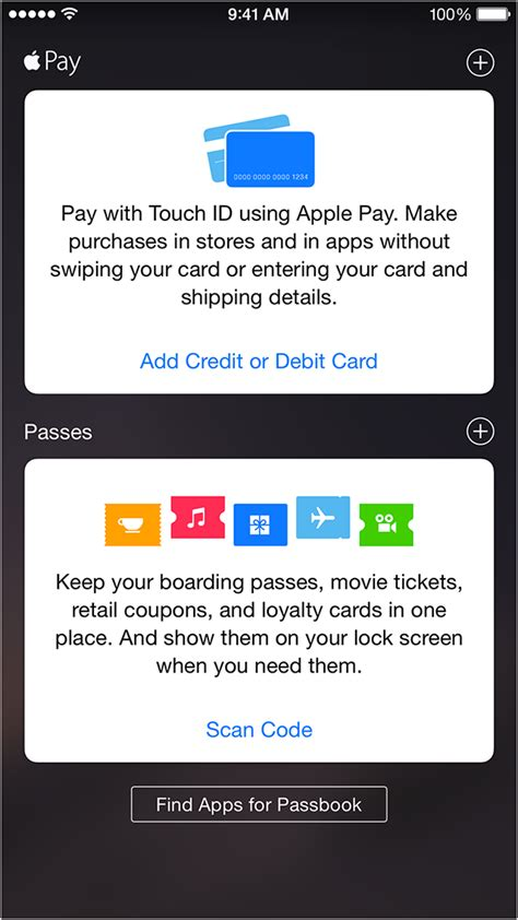 Gift Cards In Passbook - how to set up and use apple pay with apple watch