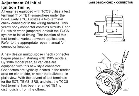 how to ignition timing for a distributor less 1999 acura rl engine service manual how to ignition timing for a distributor less 1999 chevrolet silverado engine