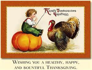 world greeting cards thanksgiving