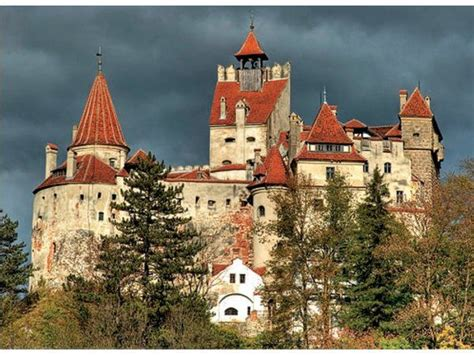 castle bran bran castle also known as dracula s playground is