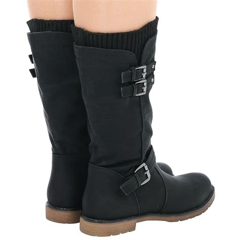 sock boots mid calf womens shoes mid calf low heel winter sock