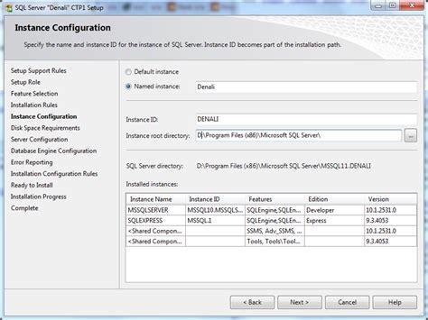 installing sql server 2012 for configuration manager 2012 how to install sql server 2012 microsoft sql server 2012