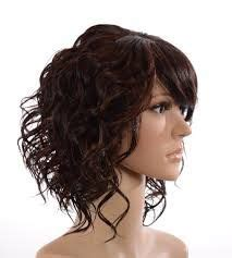 wigs for fat neck women 30 best images about curly bob on pinterest