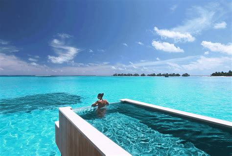 maldives water villa  pool  senses laamu