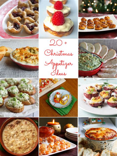 christmas appetizer ideas christmas decore