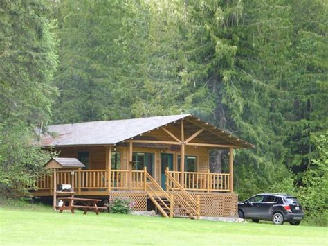 Cozy Cabins Nature Resort by More Lake Picture Of Cozy Cabins Nature Resort Lumby