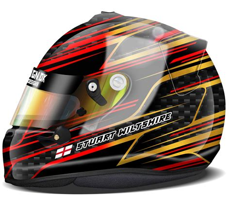 design car helmet stuart wiltshire nj design