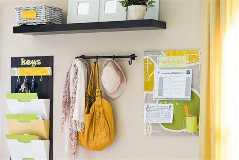entryway organization ideas banish entry table clutter diy entryway organization ideas