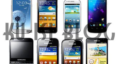 Jenis Samsung Dan Yang Jenis Jenis Hp Samsung Galaxy Dan Harga Terbaru