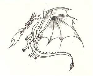 Fire Breathing Dragon Coloring Pages  HiColoringPages sketch template