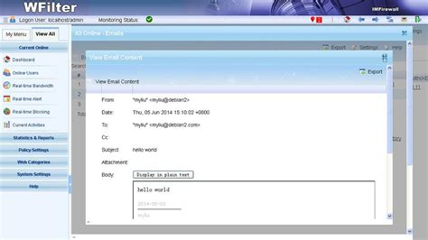 email filter email monitoring software email filtering software for