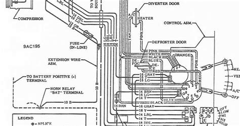 69 charger blower motor wiring diagram blower motor switch