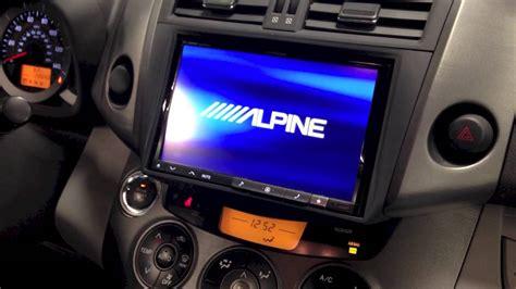 how cars run 2008 toyota rav4 navigation system 2010 toyota rav4 alpine perfect fit youtube
