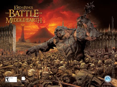 wallpaper the battle for middle earth image mod db