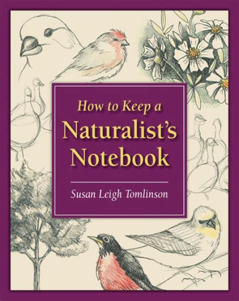 how to keep a naturalist s notebook by leigh tomlinson nook book ebook barnes noble 174