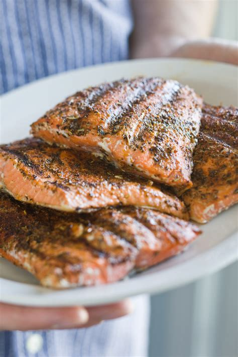 dry recipe dry rub recipe for salmon